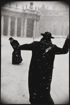 Roma, 1958 © Leonard Freed - Magnum (Brigitte Freed)