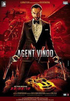 Agent Vinod -2012