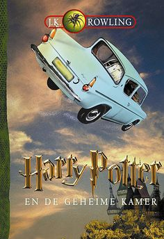 """""""Harry Potter en de Geheime Kamer"""" - Dutch cover for """"Harry Potter and the Chamber of Secrets"""" Harry Potter Book Covers, Harry Potter Pin, Harry Potter Theme, Harry Porter, Book Outlet, Game Of Thrones Books, Rowling Harry Potter, Chamber Of Secrets, Cool Books"""