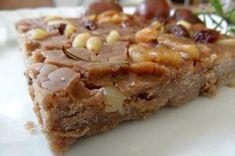 Castagnaccio (Italian Chestnut Cake) Recipe on Food52 recipe on Food52