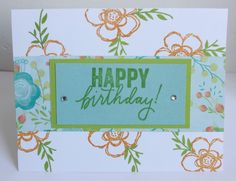CTMH Craftings: Happy Everything- Operation Smile