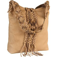 Shop for Macrame Fringe Hobo Sling by Lucky Brand at ShopStyle. Now for Sold Out. Macrame Purse, Macrame Dress, Macrame Necklace, Macrame Knots, Micro Macrame, Macrame Jewelry, Macrame Design, Boho Accessories, Boho Bags