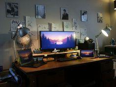 1440P Ultrawide Mini-ITX Xeon Workstation + Gaming : battlestations