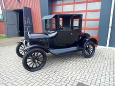 Ford - Model T - 1924