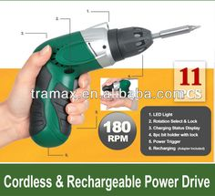 Tool gift cordless screwdriver $7~$7.5