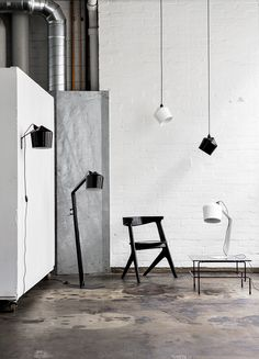 Home of good light Berlin Design, Black Table Lamps, Light Fittings, Lamp Bases, Light Shades, Interior Lighting, Light Decorations, Pendant Lamp, A Table