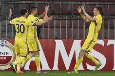Rostov v Manchester United background #FansnStars