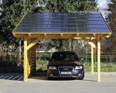 carport solar panel - Google Search