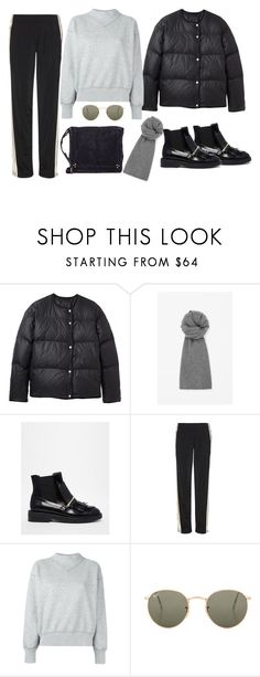 """Untitled #1765"" by mmooa ❤ liked on Polyvore featuring Acne Studios, ASOS, Étoile Isabel Marant, Ray-Ban and Jérôme Dreyfuss"