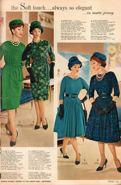 1960s Dresses, Vintage 1950s Dresses, Vintage Clothing, 1960s Fashion, Vintage Fashion, Mod Fashion, Beautiful Outfits, Cute Outfits, Vintage Outfits