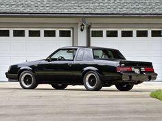 Buick Regal Grand National '1984–87: