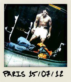 Street Art @ Paris September 2012