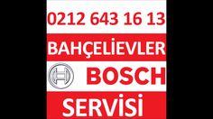 Bahçelievler Bosch Servisi - 0212 643 16 13