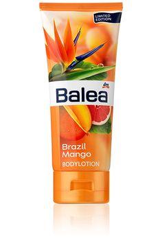 Balea Bodylotion Brazil Mango