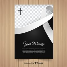 Funeral Images Vectors Stock-Funeral Banner Background Vector