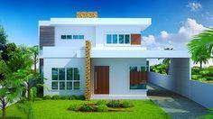 Sobrado Brasília, plantas e projetos de casas prontos para construir. Dezenas de projetos de casas para a sua escolha. Veja mais modelos de casas: