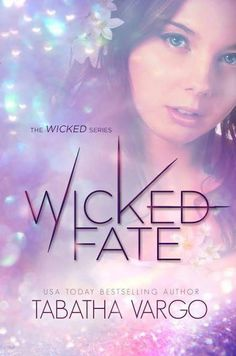 Wicked Fate book cover design © Regina Wamba of Mae I Design and Photography cover stories that rock off the pages, www.maeidesign.com for more book covers, author branding, book promotion and custom cover photography