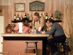 SCT's production of Second Samuel. I had the honor of directing this wonderful show in April 2012.