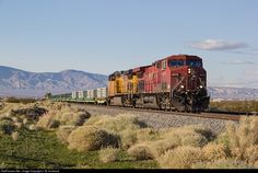 RailPictures.Net Photo: CP 9576 Canadian Pacific Railway GE AC4400CW at Mojave Desert, California by J. W. Husband