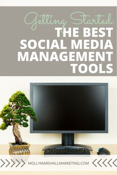 Social media management is less stress with the right social media tools | Best social media tools for entrepreneurs