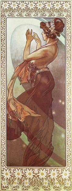 A. Mucha - L'Étoile Polaire