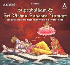 Suprabhatham &Vishnu Sahasranamam-ACD
