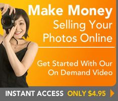 Make Money With Your Photography