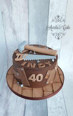 Joiner cake. by Aurelia's Cake