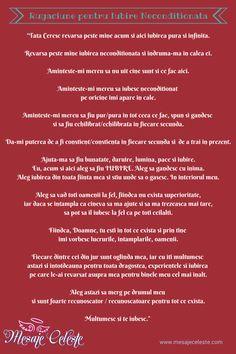 Rugaciune pentru Iubire Neconditionata | Mesaje Celeste