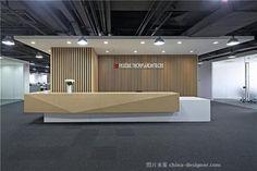 柏涛建筑公司办公室-罗劲的设计师家园-办...