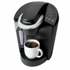 This is one of the most popular One-Cup Coffee Brewers.  See my List of the BEST Single Serve Coffee Makers!