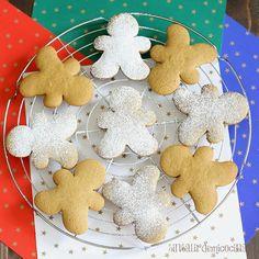 Ginger bread cookies - Long recipe, see website. X