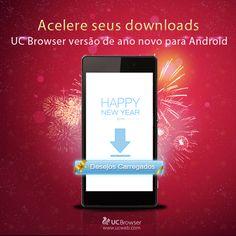 A versão de ano novo do UC Browser
