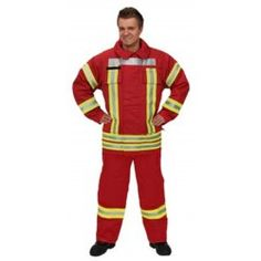 Brandschutzjacke BASIC, Nomex Comfort, rot, Kurzversion V Force, Sports, Tops, Fashion, Fire Safety, Clothing, Trousers, Jackets, Fashion Styles