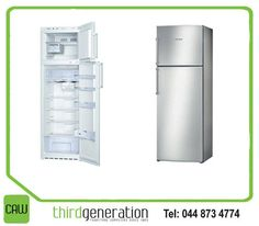 The #Bosch fridge provides longer freshness for fruits, vegetables, meat and fish. Available from #ThirdGenerationCAW.