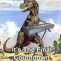 4teh lolz | It's The Final Countdown - Last exam, Latin. Not the strongest confidence but I will do my best.