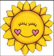 zon: De zon is heel erg warm. zonder de zon zouden wij niet op aarde kunnen wonen. Het is de belangrijkste warmtebron van ons.