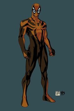14 Spiderman costumes that you weren't aware of – HipBlow Comic Book Characters, Marvel Characters, Comic Character, Comic Books Art, Spiderman Kunst, Spiderman Drawing, Marvel Dc Comics, Marvel Heroes, Superhero Design