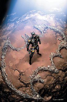 dcuniversepresents: Batman by Tyler ktikham