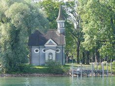 plecat de acasă: Chimsee- cel mai mare lac din Bavaria