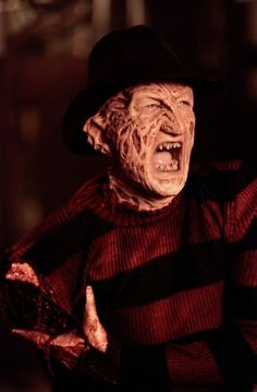 Robert Englund as Freddy Kruger