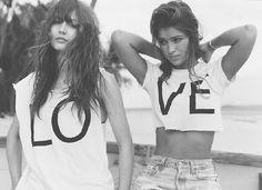 best love, black and white, fashion, girl, girls White Fashion, Teen Fashion, Hipster Fashion, Fashion Vintage, Vintage Clothing, Fashion Fashion, Theme Galaxy, Pinterest Instagram, Vogue