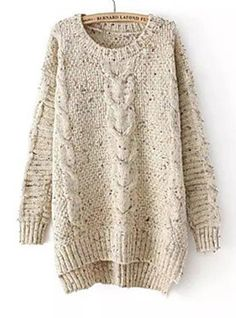 Cotton Blends Sweater Pullover