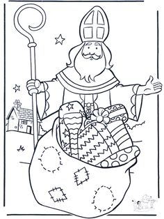 Nicolaus embroidery card 4 More Source by Embroidery Cards, Embroidery Patterns, Christmas Colors, Christmas Crafts, St Nicholas Day, Coloring Pages For Grown Ups, Painting Templates, Christmas Coloring Pages, Knitting Charts