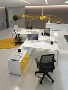 DV802-Gap 01 by DVO   Desking systems