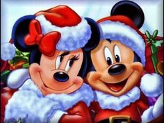 ▶ Christmas With Disney - Here Comes Santa Claus
