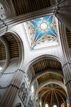 Cathedral, Madrid, Spain // ARTZ Photography