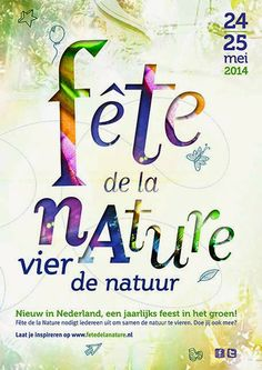 Vier de Natuur / Fête de la Nature 2014 - Google+