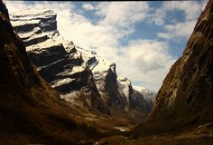 lust4mtns:  Annapurna Base Camp by tim_myles on Flickr.
