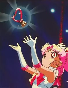 sailor Chibi Moon ... Twinkle Yell